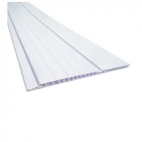 Forros de PVC Lineares Brancos